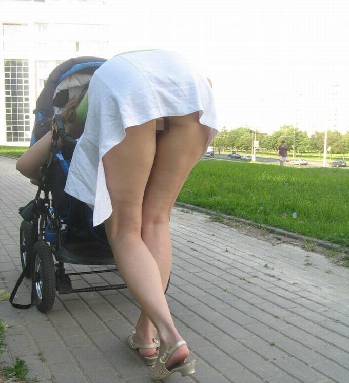 エロいシングルマザー