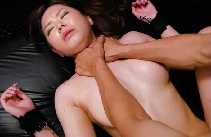 首絞めセックス