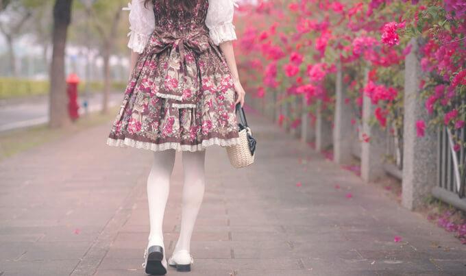 ロリータファッション